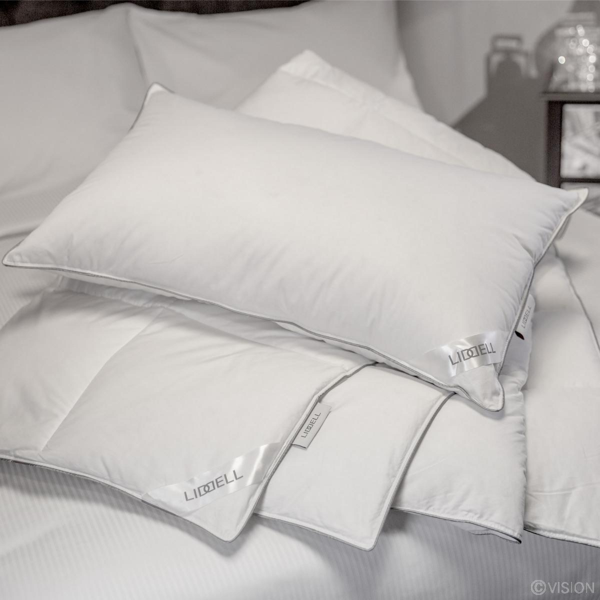 Rushbrooke goose down pillow