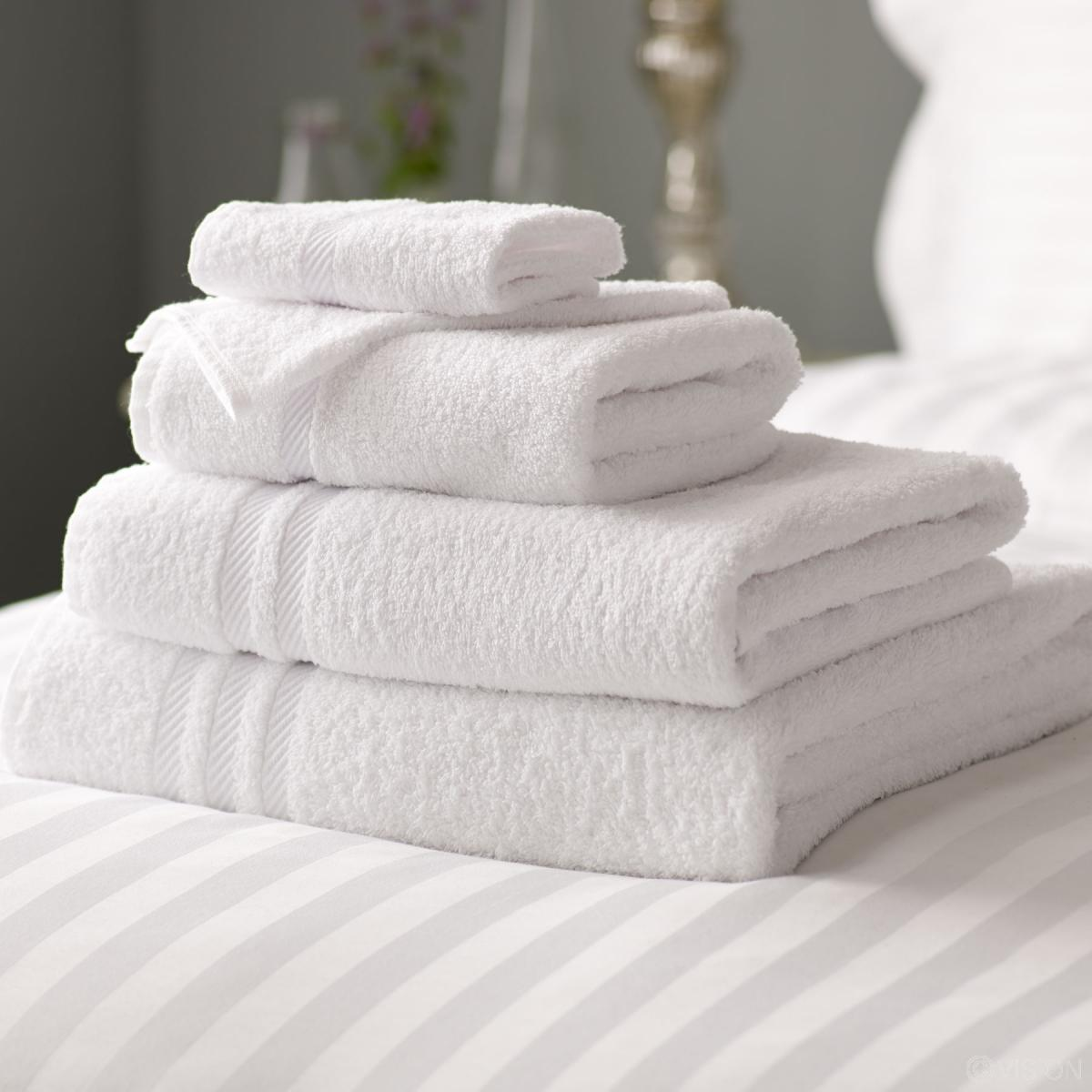 Quality Lowry Cotton Bath Towels In Packs Of 5 Bulk Towels Vision
